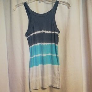 C&C California Tops - C&C California tie-dye tank